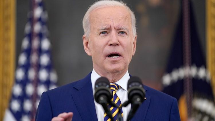 Biden outlines vaccine plan, set to miss global-sharing goal