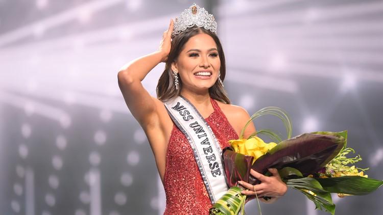La mexicana Andrea Meza gana el certamen Miss Universo 2021
