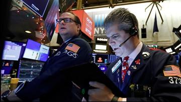 Stocks jump 3.4 percent on Wall Street as hopes build for virus peak