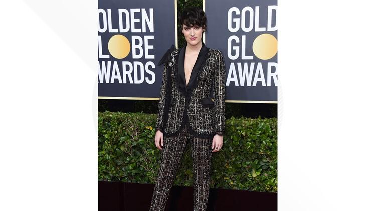APTOPIX 77th Annual Golden Globe Awards - Arrivals