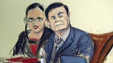 'El Chapo' Guzmán encontrado culpable, sentenciado a cadena perpetua