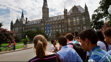 On the Mark: The wealthy and powerful have always had a 'side door' to elite universities