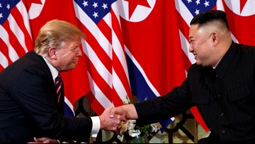 Trump gets letter from North Korea, says more talks likely