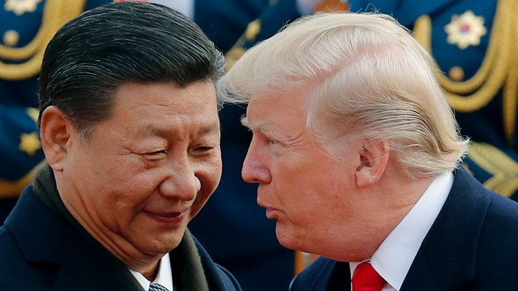 Trump raises tariffs on Chinese goods as trade war escalates