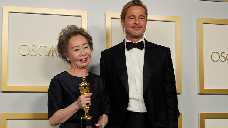 Oscar moments: History, glamour, and a weird ending