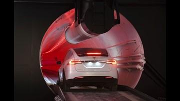 The Boring Company is Elon Musk's hyperloop venture