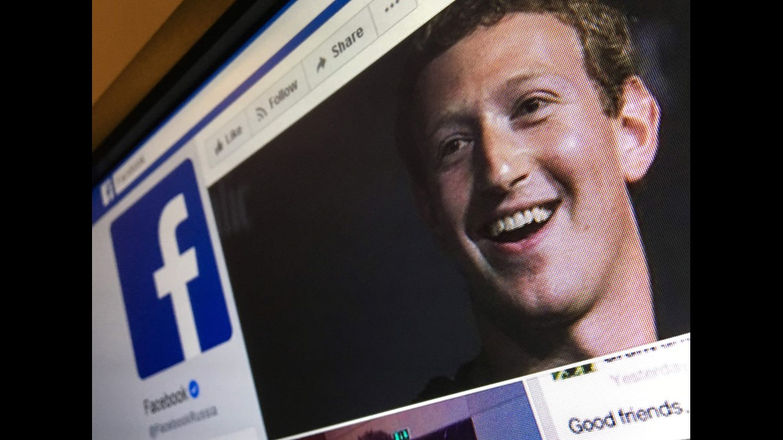 Mark Zuckerberg the real face of Facebook