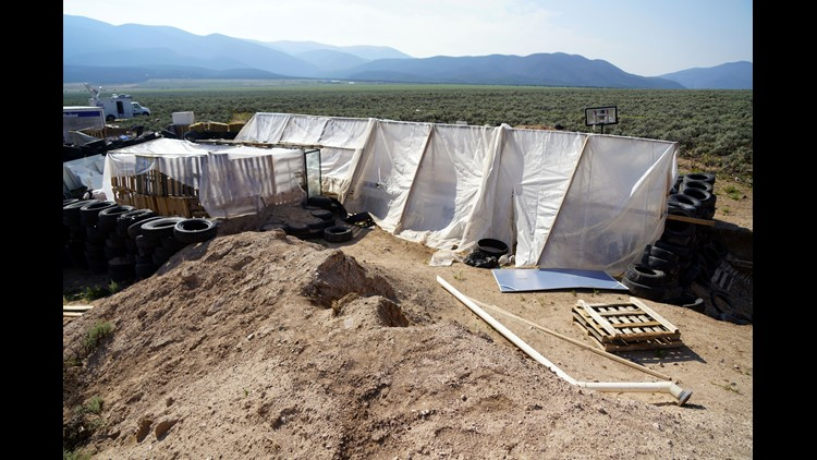 Xxx Trevor Hughes New Mexico Compound August2018 2179