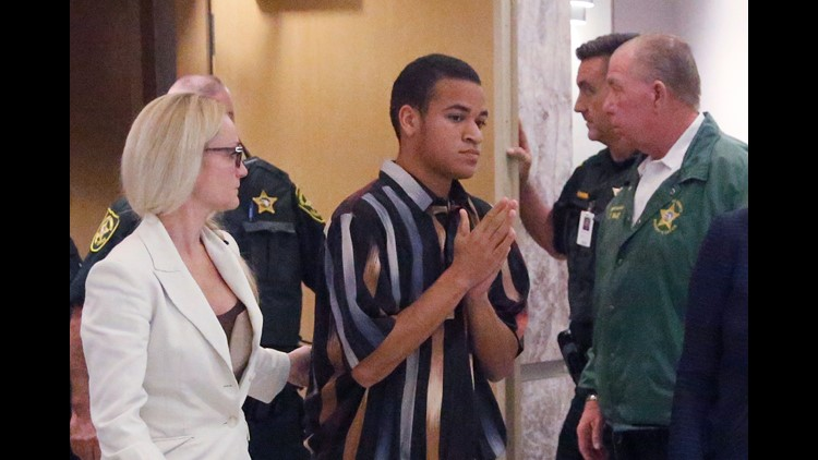 Brother of accused Parkland shooter to sue BSO over treatment in jail