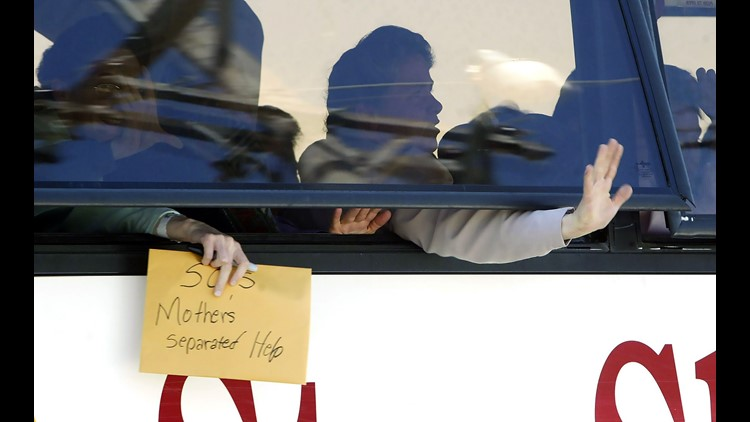 FLDS mothers on bus