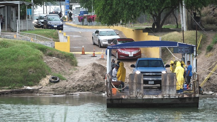 What's keeping the last hand-drawn border ferry alive?