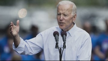 Joe Biden says he's not ready to legalize marijuana over 'gateway drug' concerns