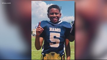 'It's like a bad, bad, bad dream'   Family heartbroken over death of 11-year-old who collapsed at football event