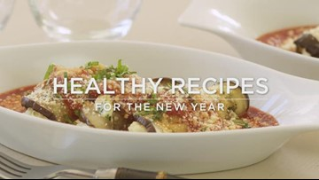 5 Healthy Recipes for The New Year