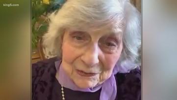 Washington woman, 106, who lived through 1918 Spanish flu shares coronavirus advice