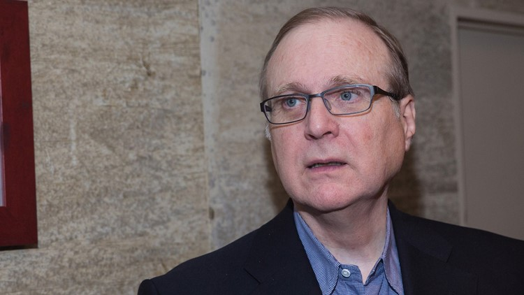 Paul Allen, Microsoft co-founder and Seahawks owner, dies at 65
