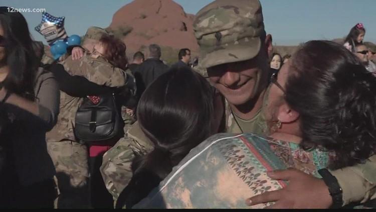 Phoenix-based international group kicks off plank challenge to help prevent veteran suicide