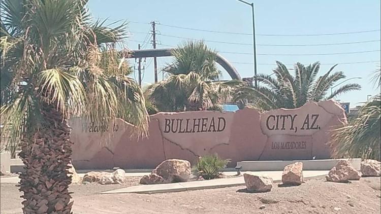 Welcome to Bullhead City, AZ