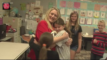 A+ Teacher: Mrs. Wyatt at Sonoran Sky Elementary