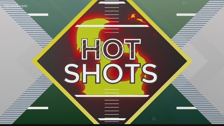 Friday Night Fever: Vote for the Week 3 Hot Shots Play of the Week