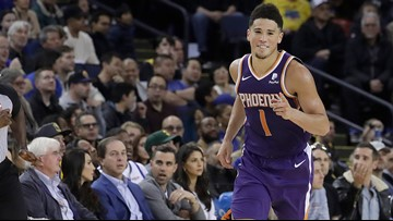 Prediction model gives Phoenix Suns 35 wins in 2019-20 season