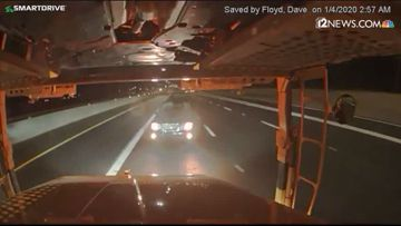 Raw video shows moments leading up to fatal wrong-way crash on Loop 202 near Elliot Road