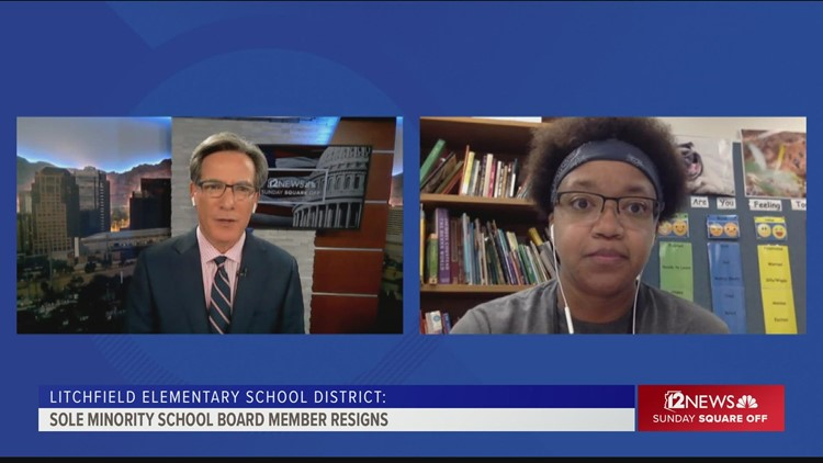 'It just got worse': Why lone African-American school board member quit