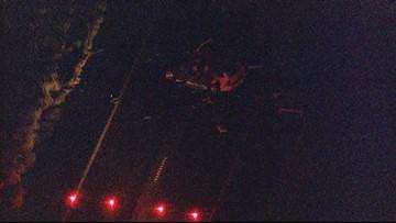 4 hurt in crash on Carefree Highway in north Phoenix