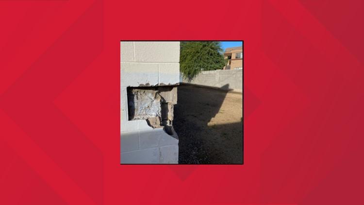 cornerstone vandalized