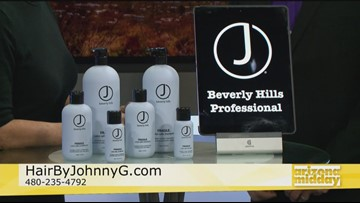 Get Beverly Hills Hair Right Here in the Valley with Johnny G