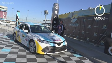 AtoZ60: Do more than watch races at ISM Raceway