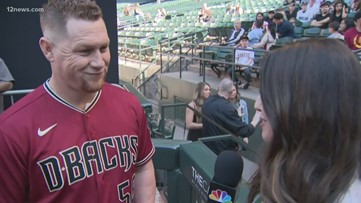 Valley native Kole Calhoun relishes opportunity to play for D-backs