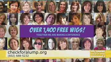 Donate & Help Fight Against Breast Cancer with Don't be a Chump! Check for a Lump!
