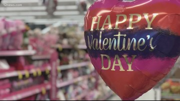 What do couples expect on Valentine's Day?