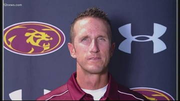 Emails show Mountain Pointe HS coach allegedly sent vital info to at least 10 opposing coaches