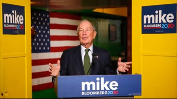 Former Arizona gubernatorial candidate backs Bloomberg