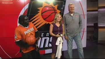 Tom Chambers talks about the upcoming Suns season