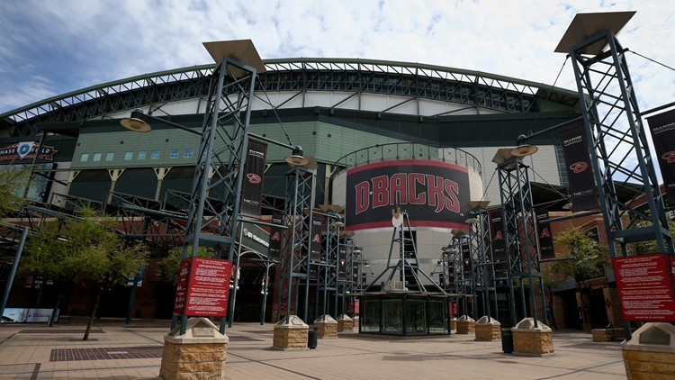 D-backs to welcome fans for first time in home opener vs. Reds