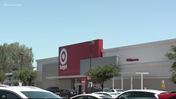 Target registers back up after nationwide outage