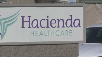 Documents: Hacienda Healthcare rape victim possibly pregnant before