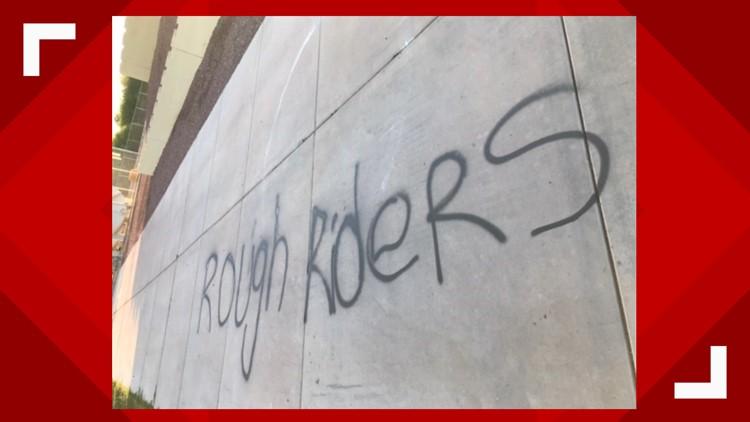 buckeye vandalism