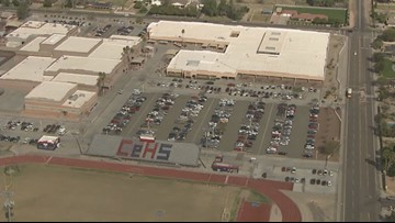 Teen arrested after bringing gun in backpack to Centennial High School