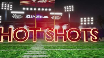 Hot Shots: Tyler Beverett, Brophy, Joevanni Haddad