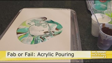 Fab or Fail Friday: Acrylic Painting
