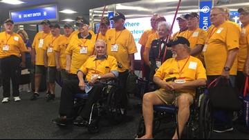 Honor Flight Arizona flies Vietnam War vets to DC