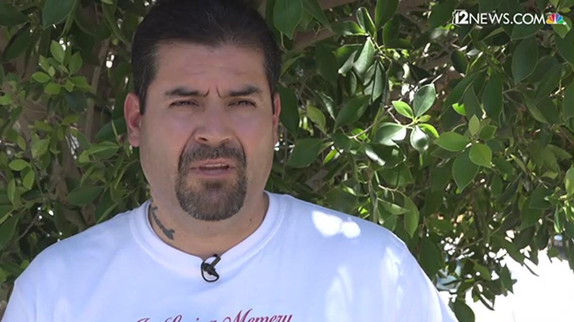 Familia de una adolescente encontrada muerta en un callejón del sur de Phoenix comparte un mensaje