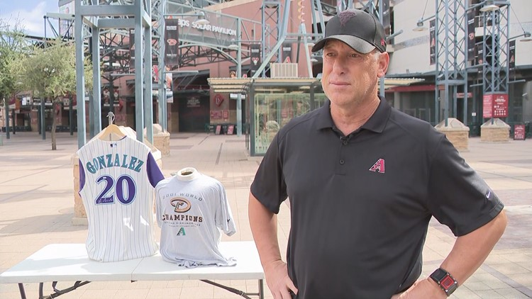 20 years later: Luis Gonzalez reflects on 9/11 and 2001 World Series Championship