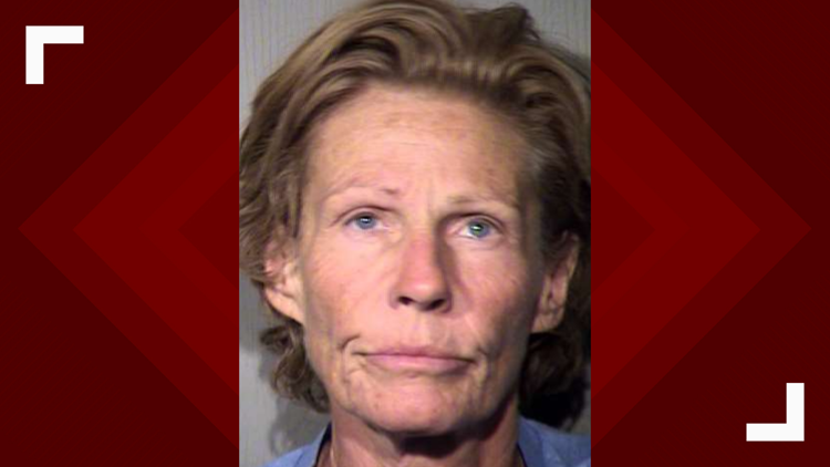 Sun City West woman arrested for strangling 76-year-old to death, sheriff's office says