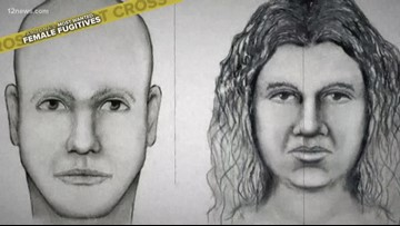 Couple wanted in 2013 Thanksgiving murder of Phoenix security guard