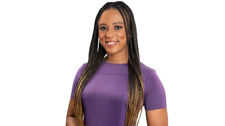 Lina Washington - Sports reporter/anchor